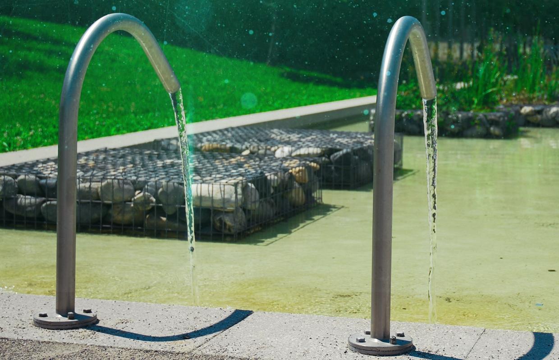 fontane, elementi di arredo urbano